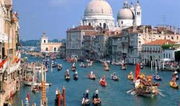 بالصور ..  السياحة في فينيسيا