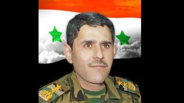 """مقتل """"أبو الليث"""" رئيس فرع المخابرات الجوية في دمشق"""