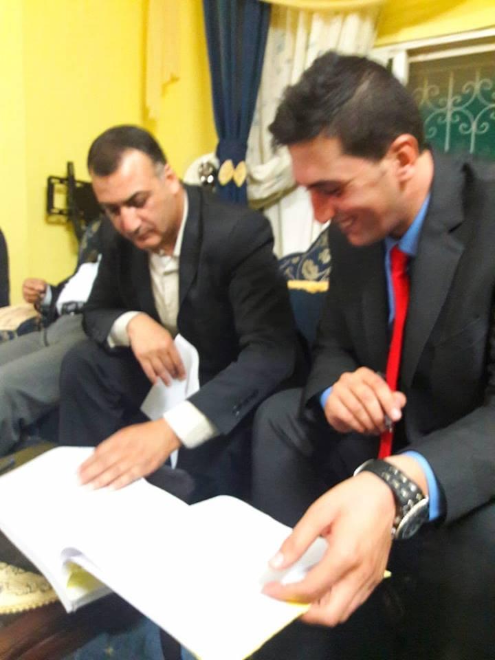 زيد نايف اسماعيل مبارك الخطوبة