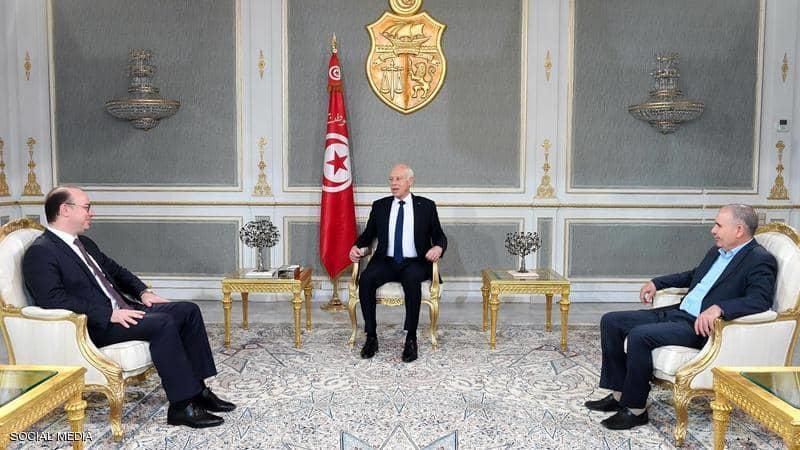 قيس سعيّد: لا مشاورات لتشكيل حكومة جديدة