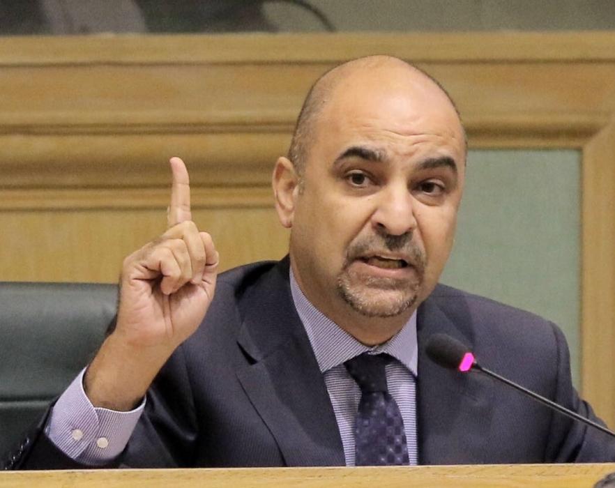 النائب خوري يهاجم الصفدي : دم الجاسوس أرقى من دم ابننا الصحفي  .. صورة