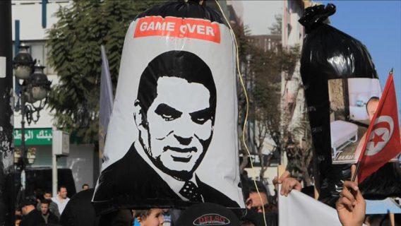 """الرئيس التونسي الأسبق """"زين العابدين بن علي"""" ..  سنوات الحكم والثورة والمنفى"""