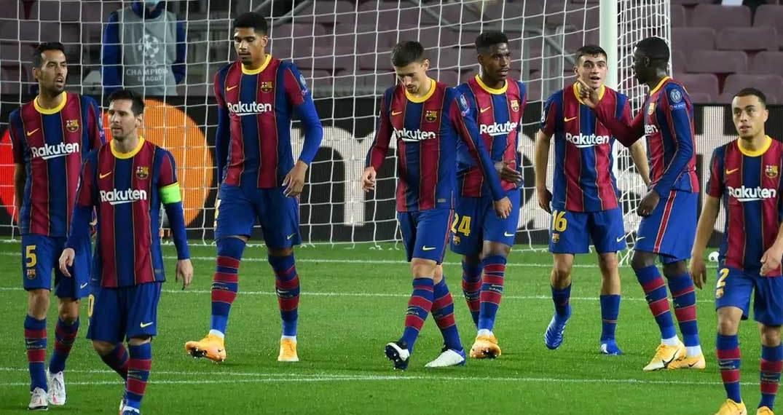 4 أسباب تدفع برشلونة لمغادرة السوبر ليج