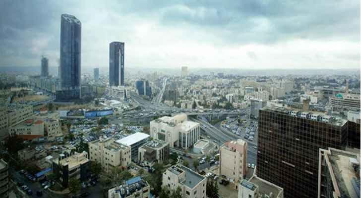 انخفاض ملموس على درجات الحرارة في الأردن الثلاثاء