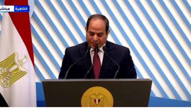 بالفيديو  ..  السيسي يوصي المصريين بدعاء يستخدمه لمواجهة كورونا  ..  تعرفوا عليه