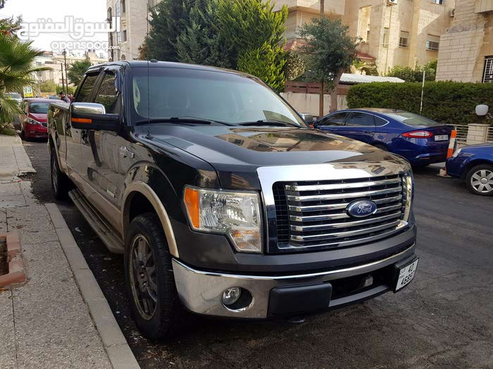 بكب فورد اف150 f150 كنج رانش king ranch موديل 2011