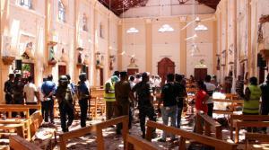انفجار جديد قرب كنيسة في سيريلانكا أثناء محاولة تعطيل قنبلة