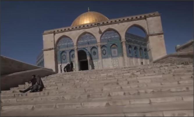 بالفيديو .. جولة داخل حرم المسجد الأقصى