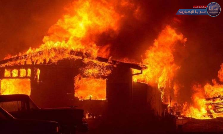 بالفيديو  ..  46 وفاة بحريق ضخم بمبنى سكني في تايوان