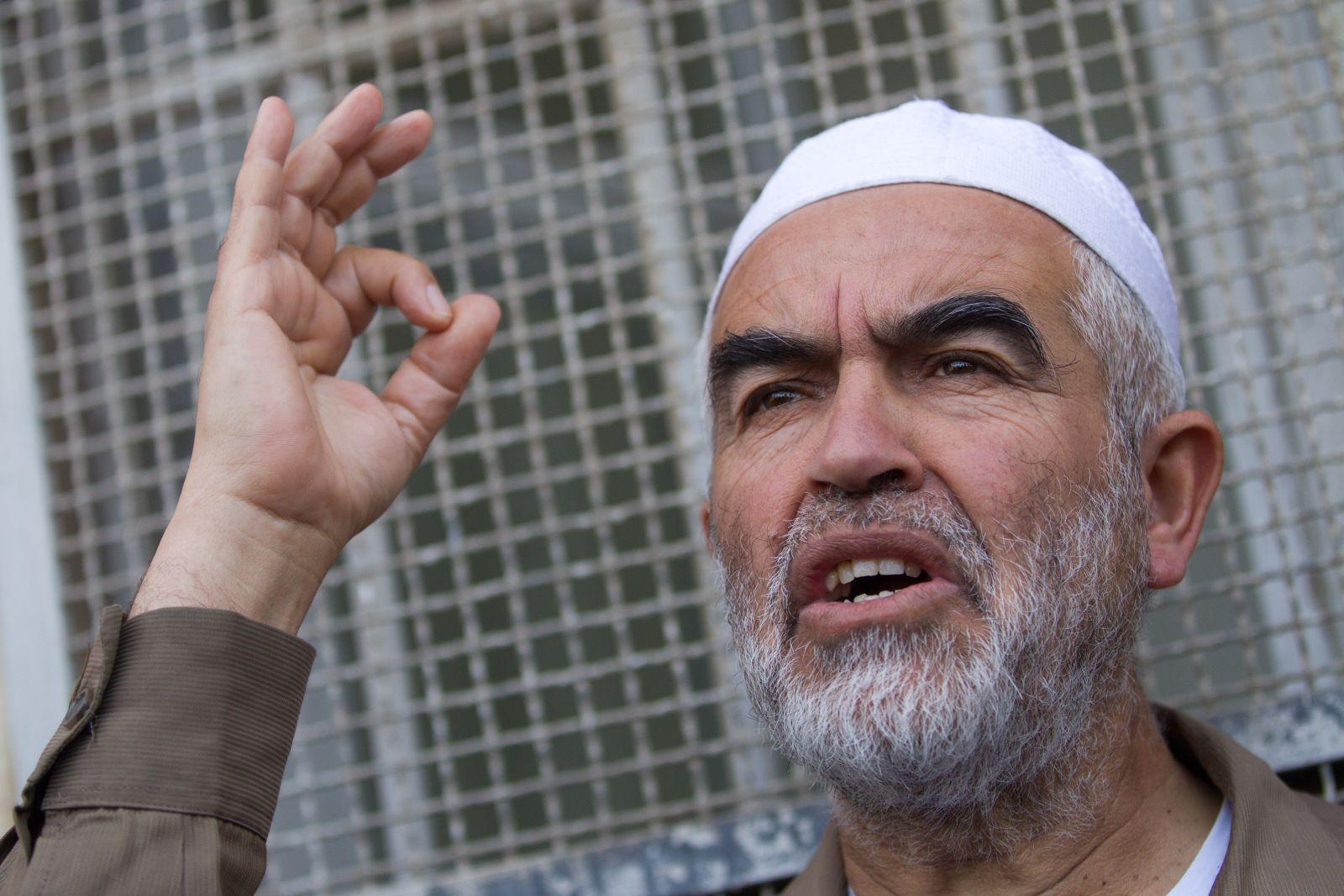 المحكمة الصهيونية تقضي بحبس الشيخ صلاح 28 شهرا