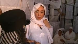 بالفيديو: ريهام سعيد تدخل السجن الذي مثلت فيه دور 'السجينة' !