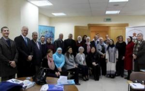 عمان الأهلية تشارك بورشة عمل لتنمية وإدارة الموارد البشرية بالتعاون مع مكتب ايراسموس بلس الوطني وخبراء في التعليم العالي