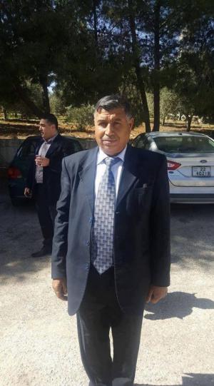 الدكتوراه لـ يوسف سليمان العرود