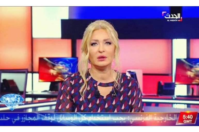 """الشرطة تكشف مفاجأة عن سبب وفاة مذيعة """"العربية"""" نجوى قاسم  ..  تفاصيل صادمة"""