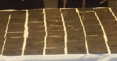 حبس عاطلين سقطا بـ8 كيلو بانجو و20 جراما هيروين بالمرج