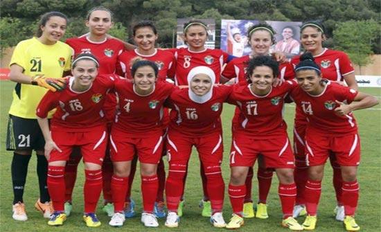 منتخب الناشئات يلتقي نظيره السوري بافتتاح بطولة غرب آسيا غدا