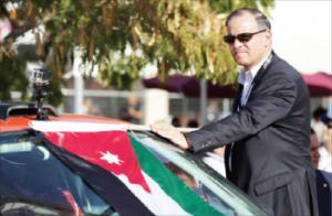 انطلاقة مثيرة لرالي الاردن الدولي في العبدلي