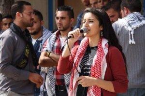 """تمديد اعتقال طالبة """"بيرزيت"""" لينا خطاب أسبوعًا كاملًا في """"عوفر"""""""