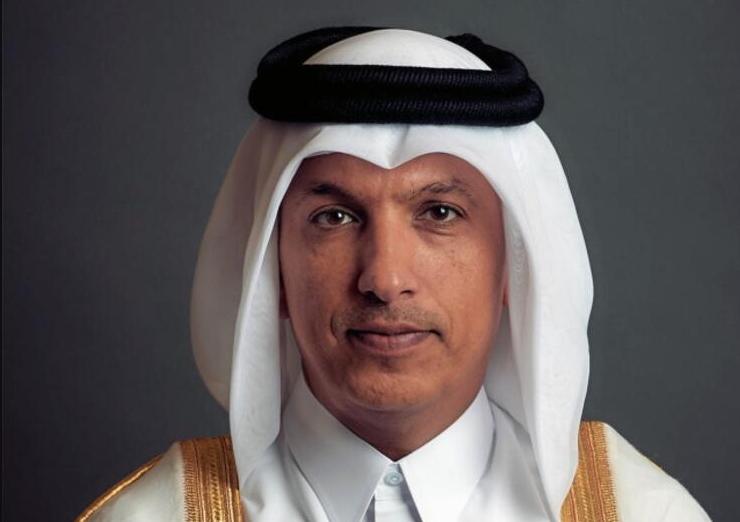 """النائب العام القطري يأمر بإلقاء القبض على وزير المالية """"علي العمادي"""""""