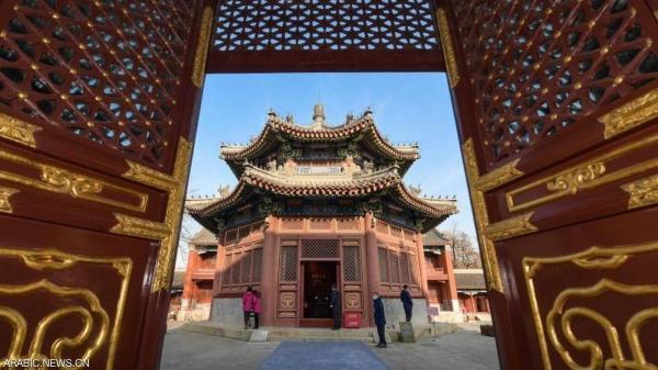 """بالصور ..  بعد اختفائه لـ160 عاما  ..  الصين تستعيد """"كنز القصر المفقود""""  ..  ما هو وما حكايته؟!"""
