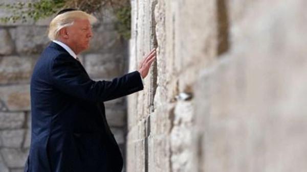 أمريكا : حائط البراق  جزء من إسرائيل