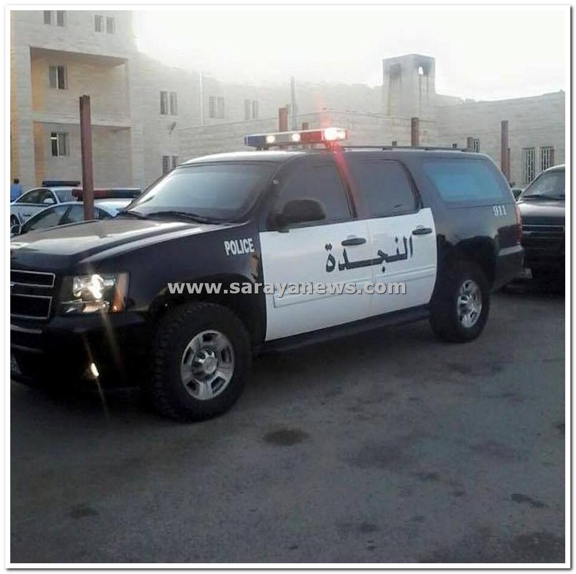 الامن العام  يدخل مركبات جديدة في الخدمة .. صورة