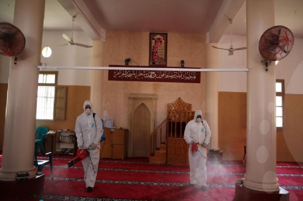 فتح المساجد للصلاة في غزة تدريجيا اعتبارا من الجمعة المقبل