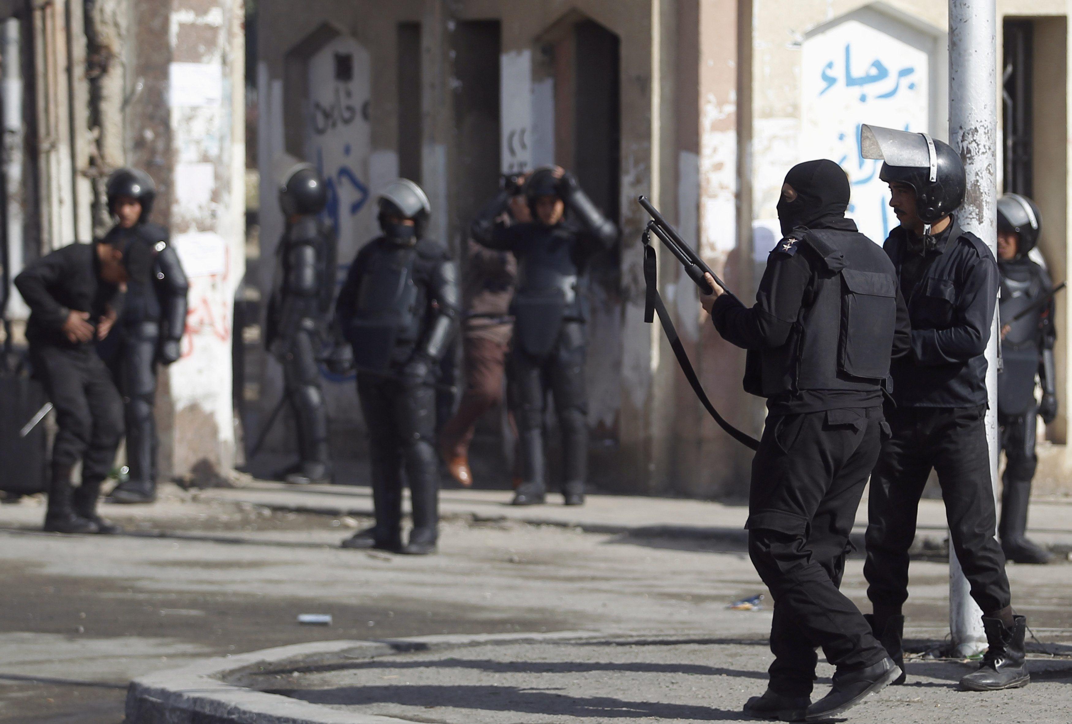 مصر تعلن احباط مخطط ارهابي وتقتل اثنين بعد اشتباكات استمرت 3 ساعات