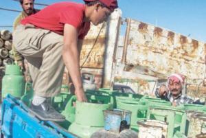 الطلب على الغاز يرتفع 40 % في رمضان