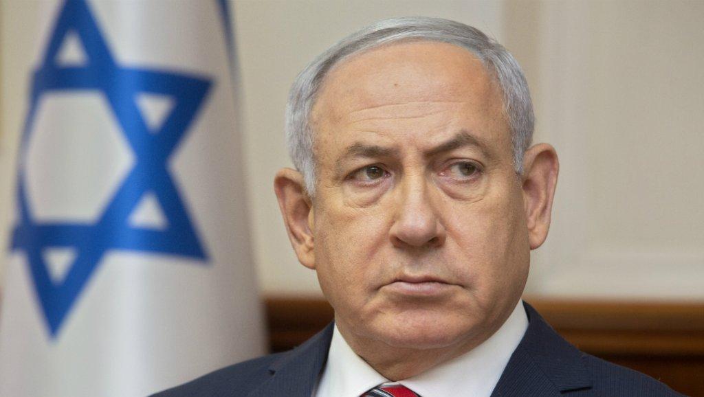 نتنياهو يعقد اجتماعا أمنياً بعد إطلاق صاروخين على تل أبيب