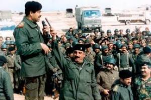 """الأنبار تطلبة الإستعانة بجيش صدام حسين لمواجهة """"داعش"""""""