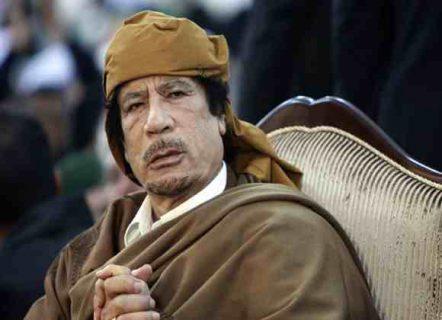 """بالفيديو  ..  تفاصيل تروى لاول مره عن الساعات الأخيرة في حياة """"القذافي"""""""
