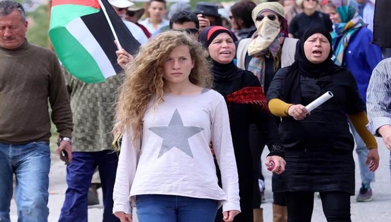 محكمة الاحتلال تغلق محاكمة عهد التميمي