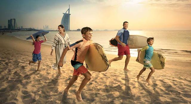 بالصور .. اهم الاماكن السياحية في دبي