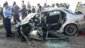 وفاة شخص اثر حادث تصادم في محافظة العقبة