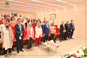انطلاق فعاليات الاحتفال باليوم العالمي للكشف المبكر عن سرطان الثدي في مستشفى الكندي .. صور