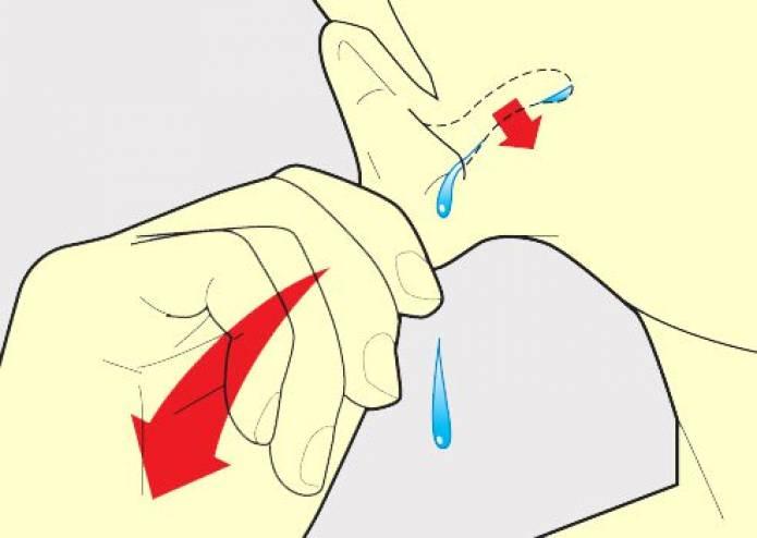حيل تخلصك من تراكم الماء في أذنك