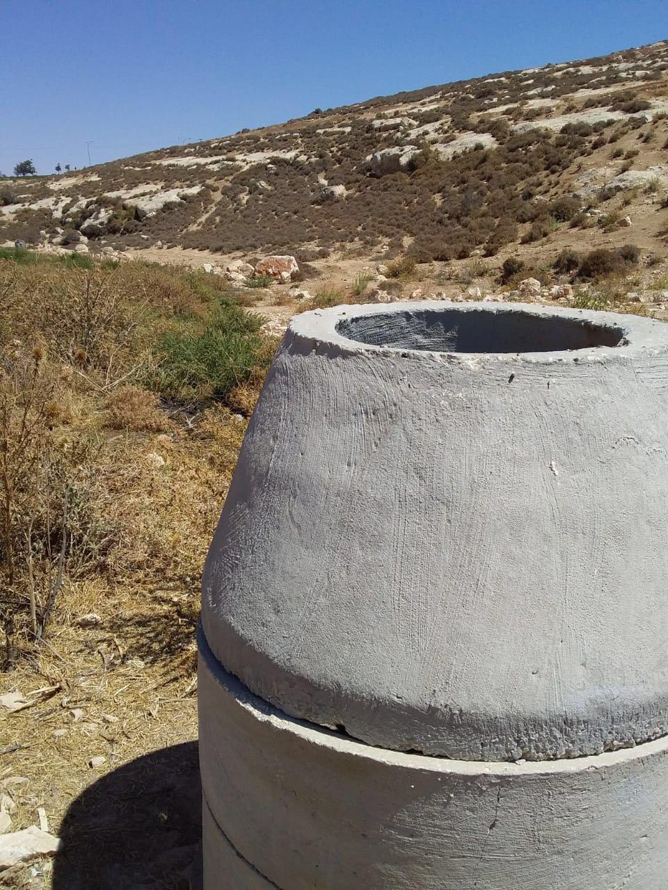 المياه:  الاعتداءات والقاء الانقاض وراء تكرار فيضان خط صرف صحي حي المنصور