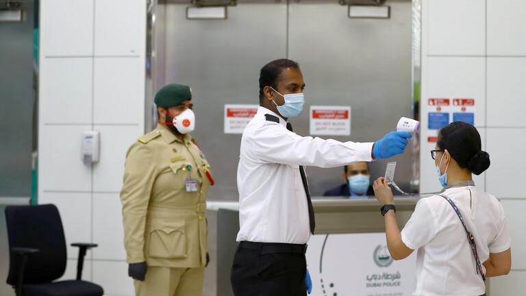الإمارات تسجل نحو 500 إصابة جديدة بفيروس كورونا