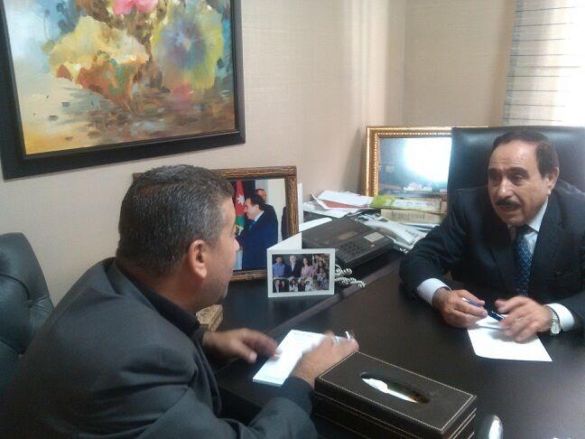 نايف الفايز : حزب الجبهة الاردنية الموحدة ليس له اجندات ضد أحد