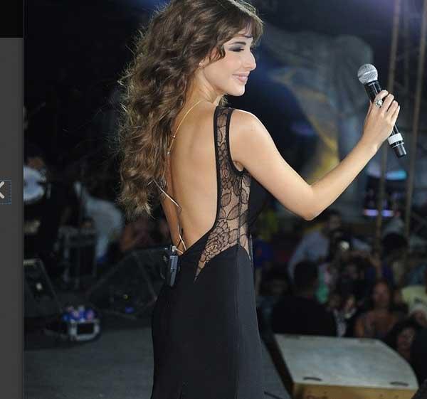 صورالفنانة اللبنانية نانسي عجرم صورة جديدة على صفحتها الرسمية على موقع 'إنستجرام'، وهي برفقة زوجها 2014 image.php?token=86f0b4238b6f8945467175aa23b7634f&size=