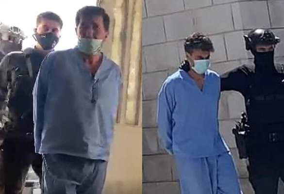 """انتهاء الجلسة الثانية لمحاكمة المتهمين في قضية """"الفتنة"""" باسم عوض الله والشريف حسن"""