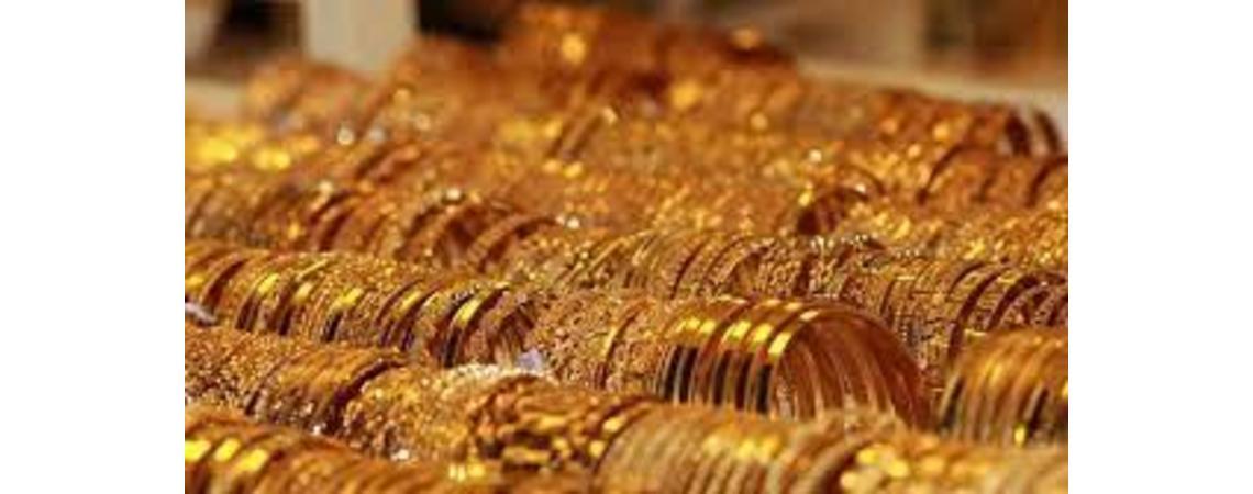 انخفاض أسعار الذهب محليا 10 قروش للغرام الواحد