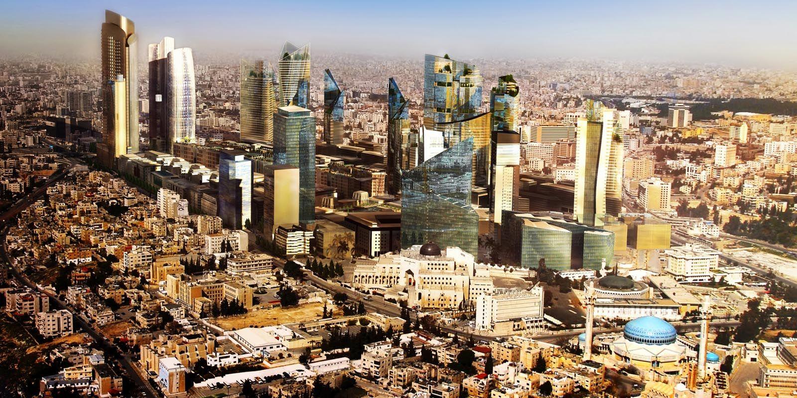 العراقيون بصدارة سوق العقارات في الأردن