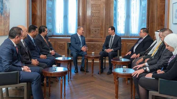 """رسائل سياسية سورية للأردن : لن نتعامل معكم كما فعلنا مع حلفاءنا و الماضي يسجل المواقف  ..  والحكومة """"صامتة"""""""