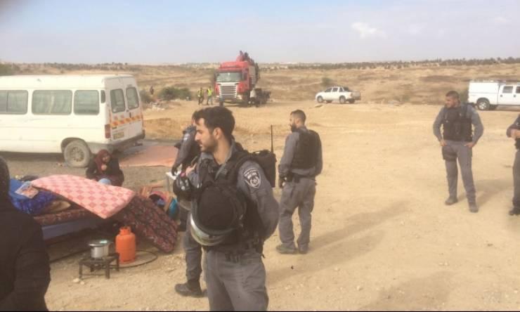 الاحتلال يهدم قرية العراقيب للمرة 140