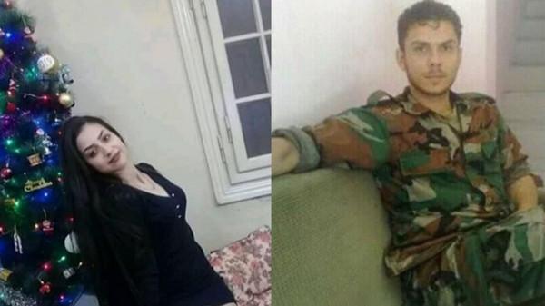 بالفيديو  ..  شاب ثلاثيني يقتل زوجته رميا بالرصاص ثم ينتحر في سوريا