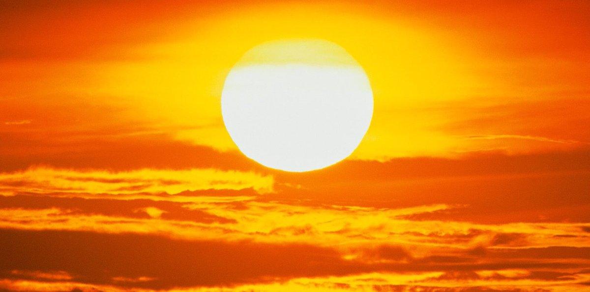 الممكلة على موعد مع كتله هوائية حارة غدا والارصاد تحذر