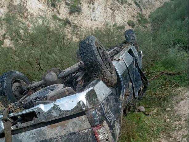 وفاة شخص جراء تدهور مركبة على طريق الشونة الشمالية