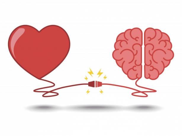 كيف تؤثر قرارات العقل على صحة القلب؟